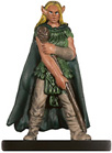 Female Elf Druid Miniature