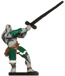 Male Goliath Barbarian Miniature