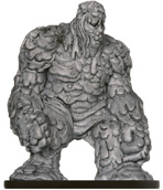 Clay Golem Miniature