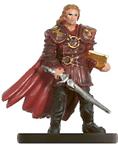 Male Human Swordmage Miniature