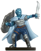 Male Genasi Paladin Miniature