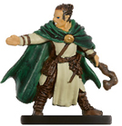 Male Human Druid Miniature