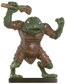 Bullywug Guard Miniature