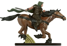 Human Outrider Miniature