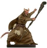 Tiefling Necromancer Miniature