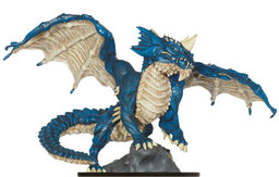 Elder Blue Dragon Miniature