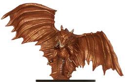 Elder Copper Dragon Miniature