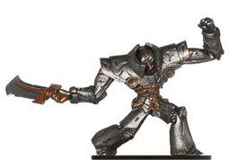 Iron Golem Juggernaut Miniature