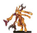 Thri-Kreen Mantis Warrior Miniature