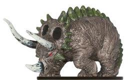 Trihorn Behemoth Miniature