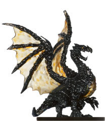 Young Volcanic Dragon Miniature